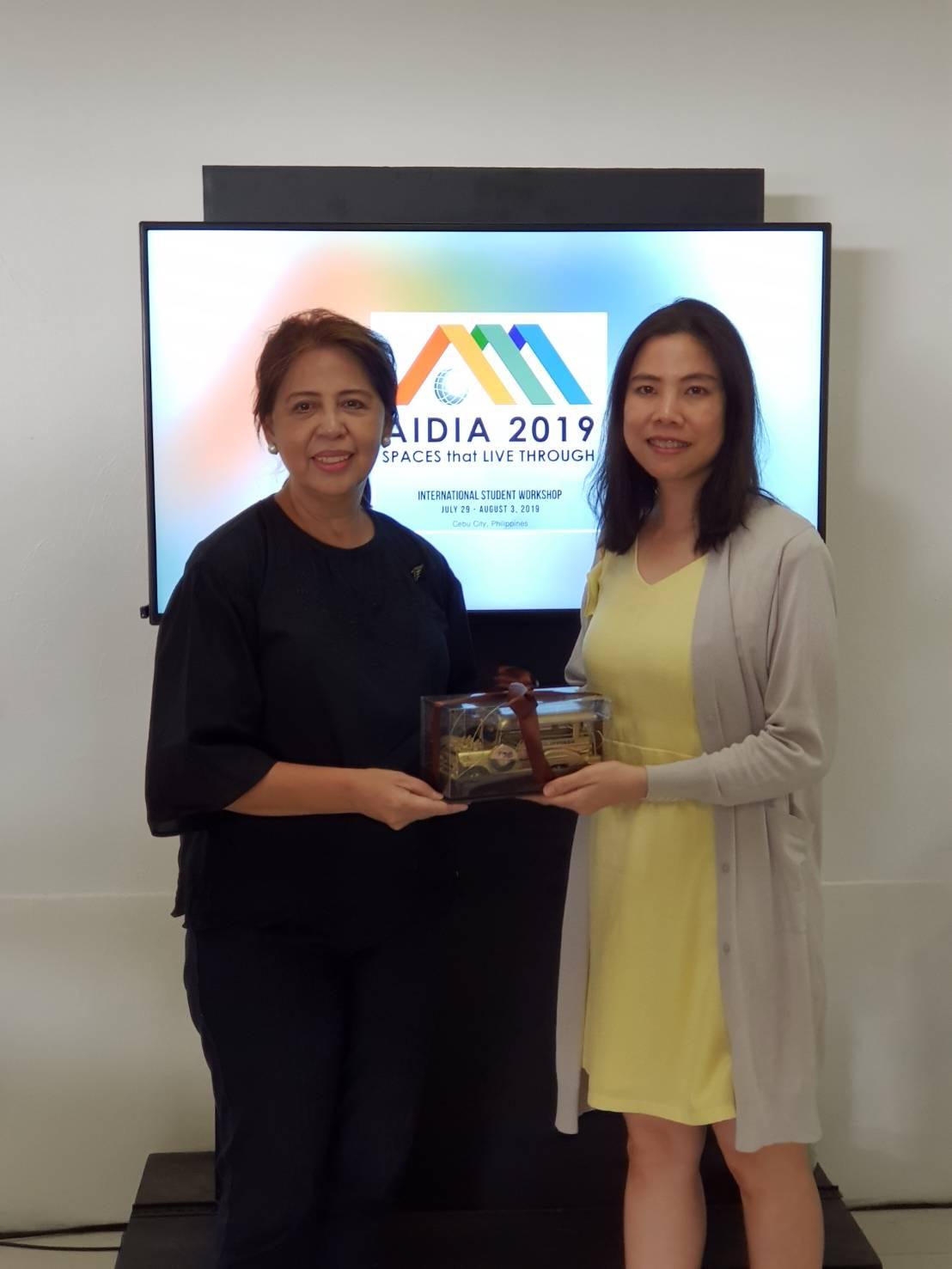 AIDIA Meeting in Cebu July 2019