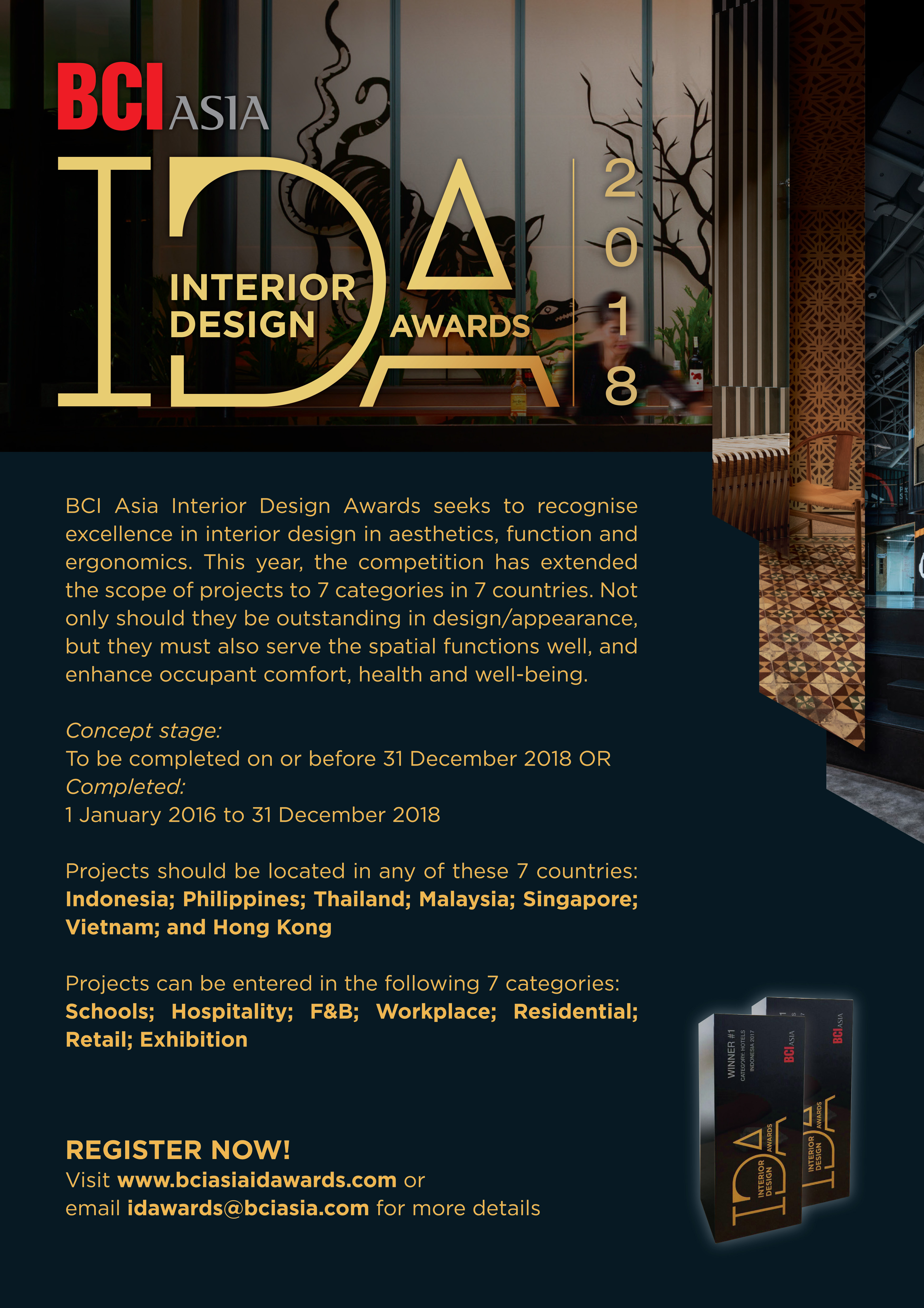 BCI Asia Interior Design Awards
